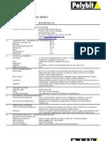 Bitustick_XL-Material Safety Data Sheet