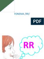 FONEMA Rr Color