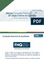 Apresentacao_Consulta_Publica 2013 20 critérios