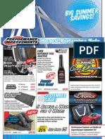 Performance Improvements Aug/Sept 2013 Sale Flyer