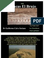 Huacas El Brujo - Arqueologia pre - Inka