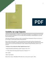 Capuana - Cardello