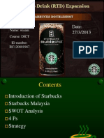 45571542 Marketing End Term Project Presentation on Starbucks
