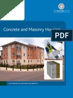Concrete Masonry Housing