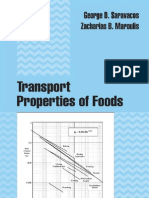 Transport Properties of Food