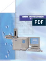 C180-E062 Simulated Distillation GC Analysis System