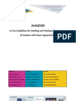Annexes to Guidelines