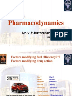 Pharmacodynamics - 3