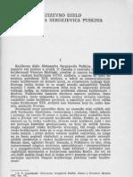 Aleksandar Flaker:Književno djelo Aleksandra Sergejeviča Puškina