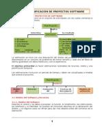 Planificacion de Proyectos de Softwares