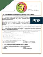 PREENLACE 3RO ESPANIOL 2012-2013