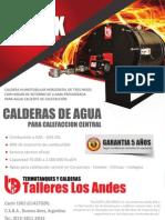 APREX Caldera Central Agua