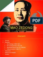 Mao Zedong - Mythos & Realität