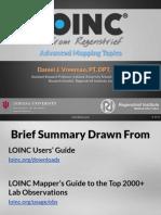 2013 08 - LOINC Advanced Mapping Topics