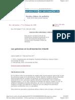 Golosinas Chile