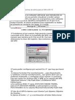 Programas de Alerta Para El Nav3