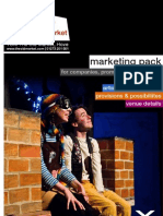 TOM - Marketing Pack - For Companies, Promoters