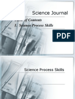 Science Process Skills[1]