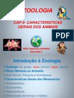 CAPITULO 9 - ZOOLOGIA