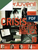 Crisis en la lectura bíblica
