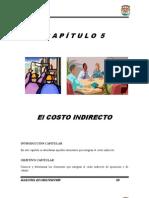Capitulo 5 Costo Indirecto PDF