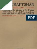 The Craftsman - 1903 - 02 - February
