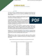 Ministério da Previdência Social - A seguradora do trabalhador brasileiro