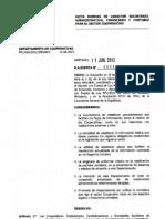 Cooperativas R.a.E. 1321