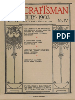 The Craftsman - 1903 - 07 - July