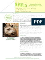 The Tapir Scientist Discussion Guide