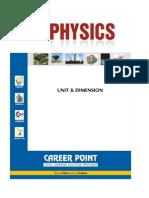 Unit and Dimension_CP