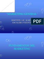 Marketing General