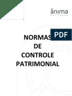 Normas de Controle Patrimonial