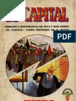 El Capital. Dibujos e Historietas.