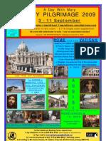 DWM Pilgrimage to Italy 2009
