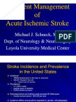 Emergent Management of Acute Ischemic Stroke PDF Version