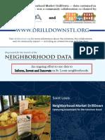 The St. Louis Neighborhood Market DrillDown Final Report