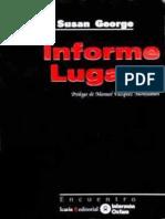 George, Susan - Informe Lugano