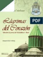 Lágrimas del corazón - Selección de poemas de Rumi.pdf