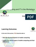 7 CITW Mobile Computing