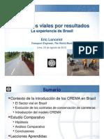 Ing. Eric Lancelot - Contratos CREMA en Brasil(1)