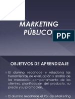 Marketing Publico 1ra Parte