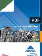 Catalogo de Productos Aceros Arequipa - Set10