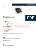 Manual Atcom 610