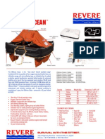 Nina Life Raft Spec Sheet Offshore Ocean Model -2