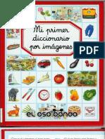 Mi primer diccionario por imágenes - JPR504