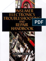 Consumer Electronics Troubleshooting and Repair Handbook