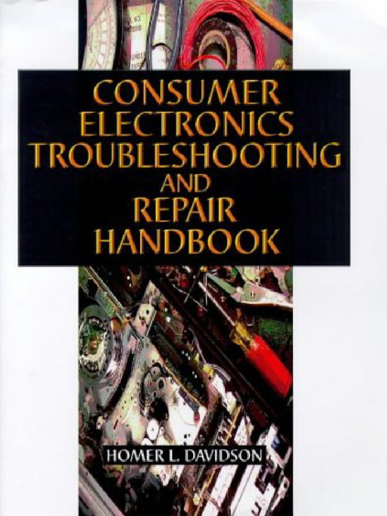 Consumer Electronics Troubleshooting and Repair Handbook | Compact Cassette  | Power Supply