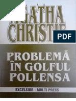 75257683 Agatha Christie Problema in Golful Pollensa Povestiri