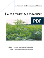 Techniques de Cultures du Chanvre